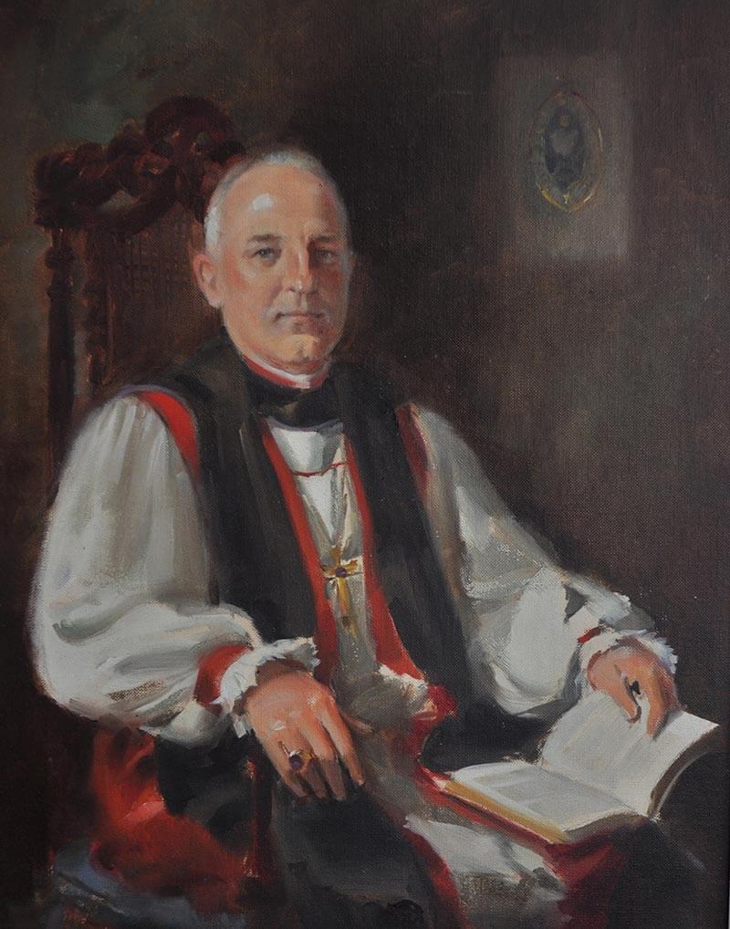 The Rt. Rev. M.S. Barnwell, Fifth Bishop of Georgia