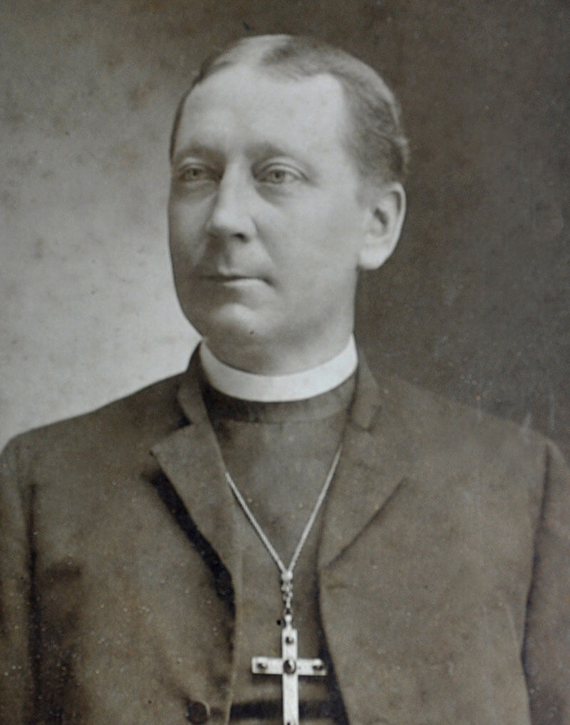 The Rt. Rev. Cleland Kinchloch Nelson