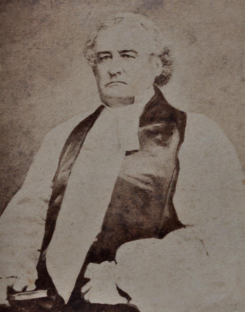 The Rt. Rev. Stephen Elliott, First Bishop of Georgia