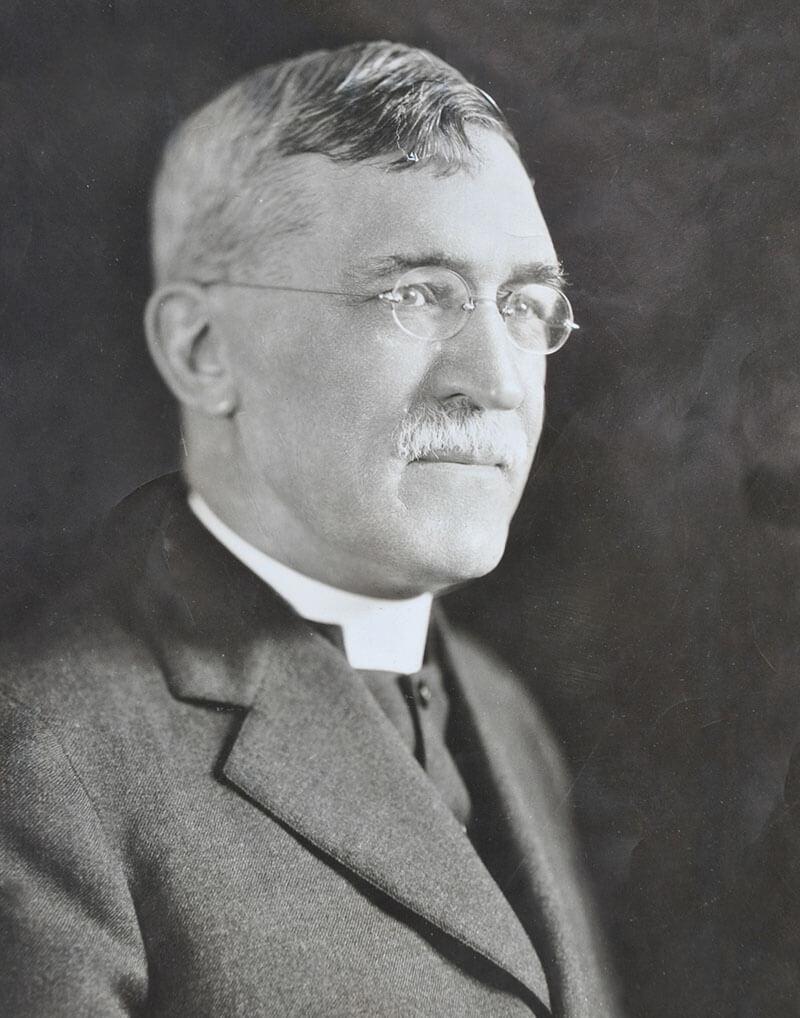 The Rt. Rev. Frederick Focke Reese
