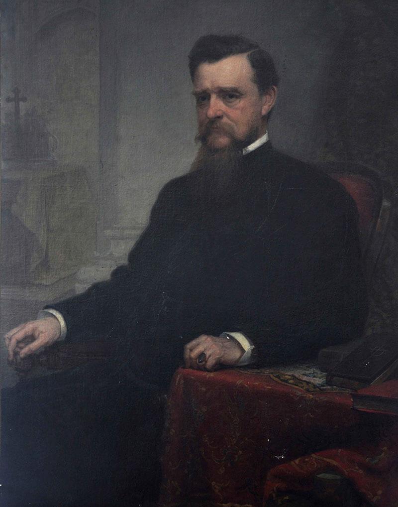 The Rt. Rev. John Watrous Beckwith, Second Bishop of Georgia