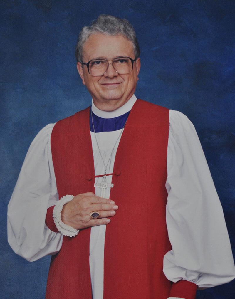 The Rt. Rev. H.I. Louttit, Jr., Ninth Bishop of Georgia