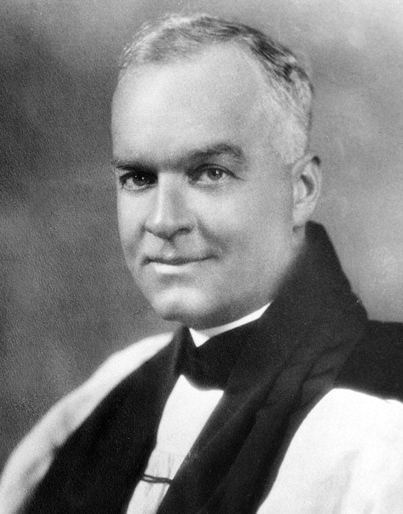 The Rt. Rev. Middleton Stuart Barnwell