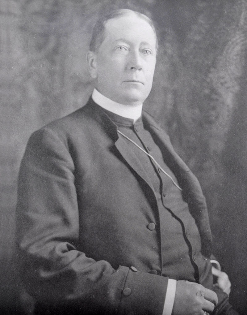 The Rt. Rev. C.K. Nelson, Third Bishop of Georgia
