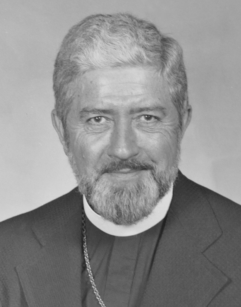 The Rt. Rev. G.P. Reeves, Seventh Bishop of Georgia
