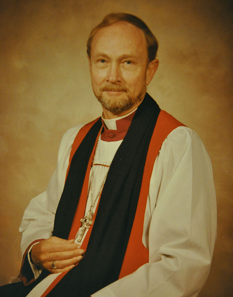 The Rt. Rev. H.W. Shipps, Eighth Bishop of Georgia