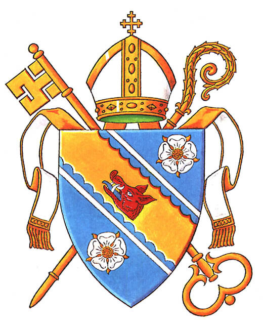 Coat of Arms of the Diocese of Georgia