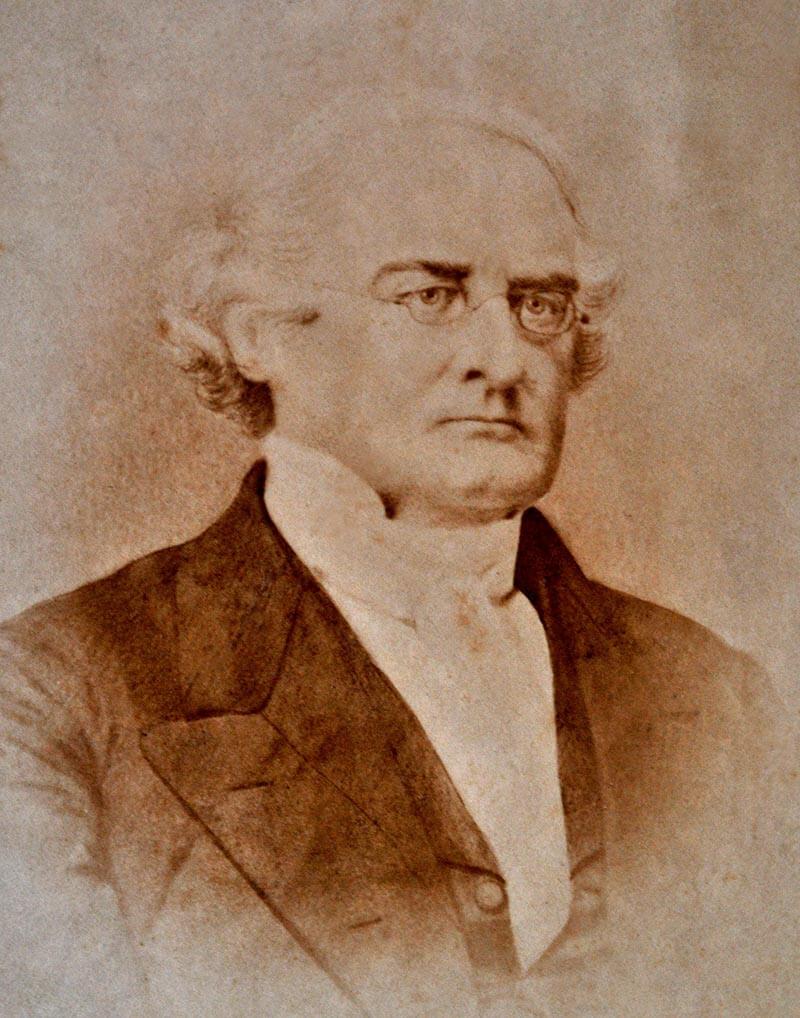 The Rt. Rev. Stephen Elliott