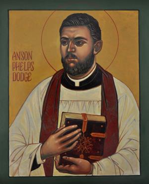 The Rev. Anson G.P. Dodge, Jr.