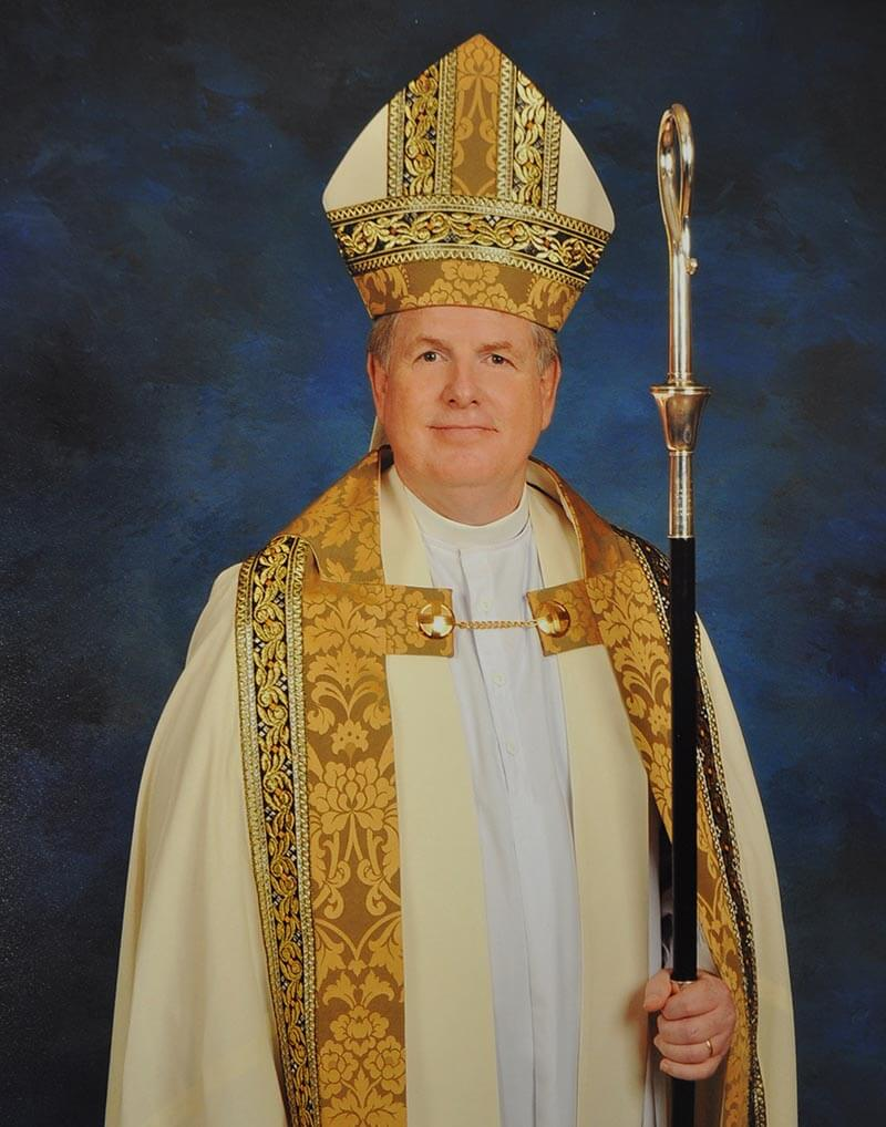 The Rt. Rev. Scott Anson Benhase, Tenth Bishop of Georgia