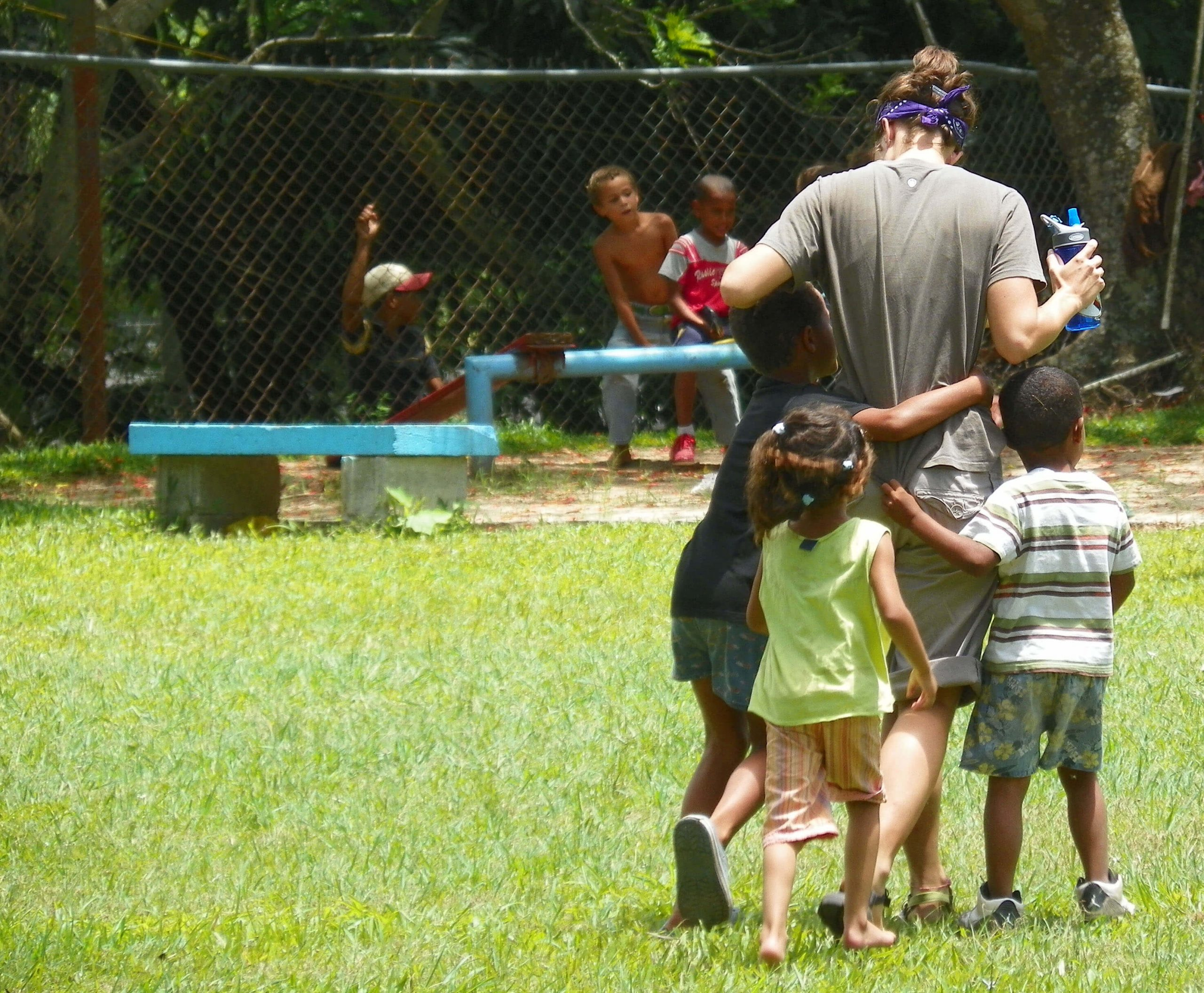 The overarching purpose of the mission trip sponsored by Christ Church (Valdosta) to El Pedregal in June, 2011, was to establish a ministry of presence.