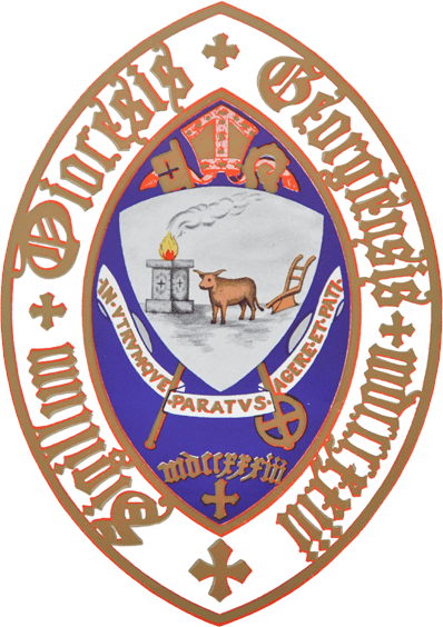 The Seal of the Diocese of Georgia